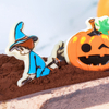 3D PET Painting Chocolate Transfer Mold